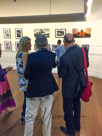 2015 'Shot in The Heart of Melbourne' Exhibition
